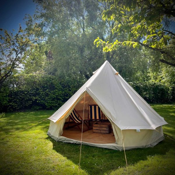 Bell Tent available for Event Hire